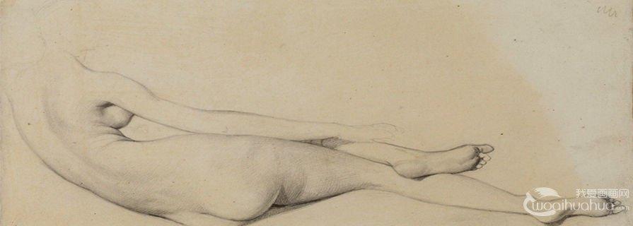 安格尔_画家安格尔作品,安格尔油画,安格尔素描,安格尔传记