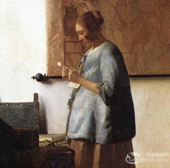 荷兰画家维米尔风俗画作品赏析