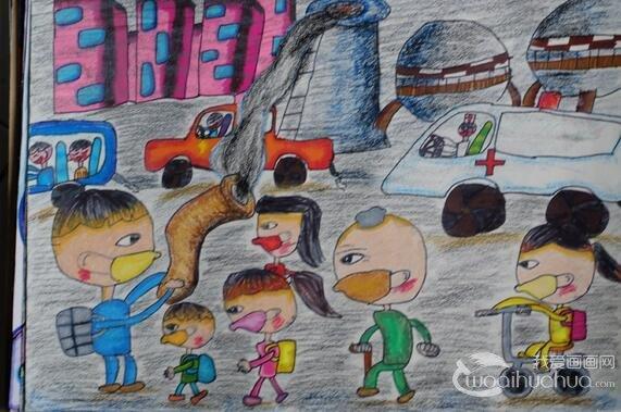 儿童画欣赏 国外优秀儿童画作品 8