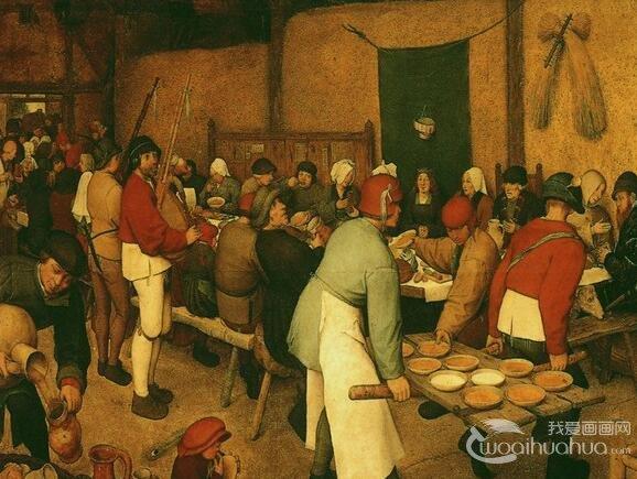 荷兰画派的最后一位巨匠彼得・勃鲁盖尔作品赏析