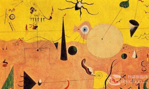 西班牙超现实主义画家和版画家萨尔瓦多 达利是作品赏析 5