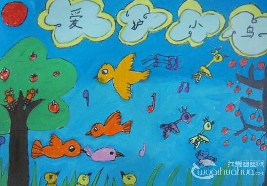 儿童学习绘画基本方法 学画画儿歌集锦