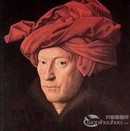 荷兰画家扬・凡・艾克人物油画作品赏析