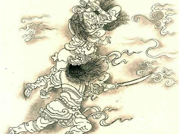 北宋画家李公麟白描人物作品赏析