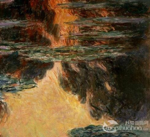 法国印象派绘画大师莫奈著名油画赏析