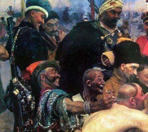 俄罗斯巡回画派代表作品赏析