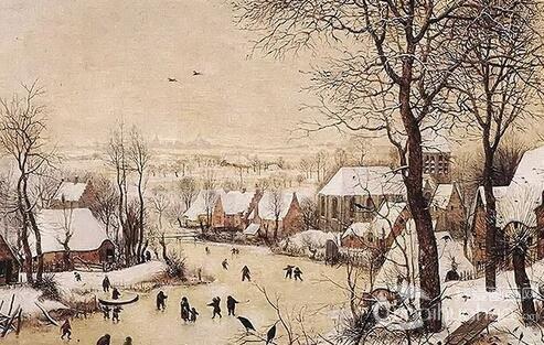 尼德兰文艺复兴最伟大画家:彼得・勃鲁盖尔
