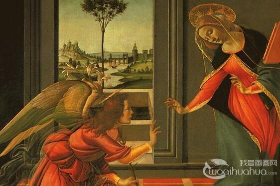 意大利文艺复兴初期画家波提切利作品赏析