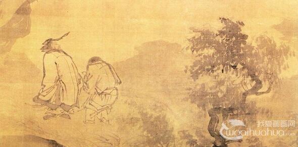 明代画家杜堇人物画作品赏析