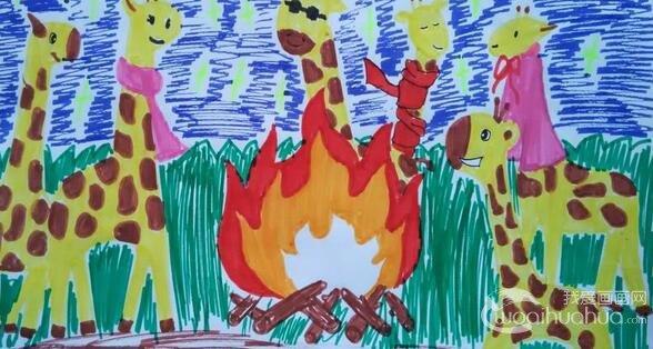 儿童绘本作品欣赏《不一样的斑比》