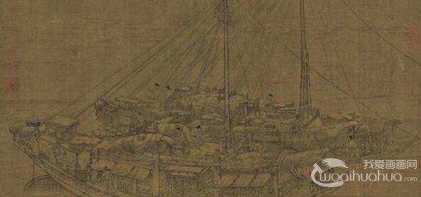 丹青回眸 中国书画复制精品展将在广美开展