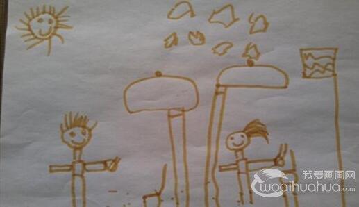 心理学解读儿童画,了解孩子内心