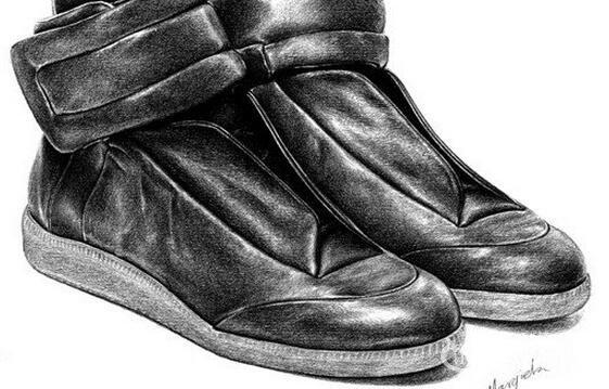 鞋子国外海报大图