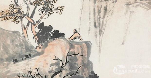 现代画家张聿光国画作品欣赏