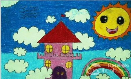 """""""为爱上色""""儿童画展,共同支持农村孩子的美术教育"""