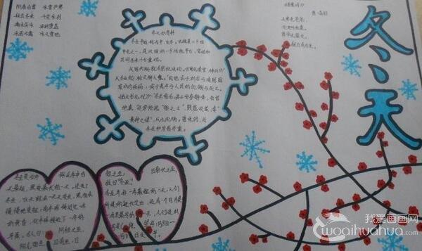 小学生安全知识8k手抄报版面设计图(3)