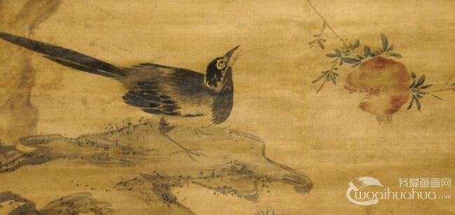 吴门画派:明代花鸟画家周之冕