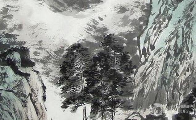 中国画写意画用墨的五个特性