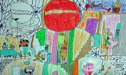 """""""天泰杯""""中小学生暑假绘画展开展"""