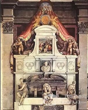 意大利文艺复兴著名画家:乔治・瓦萨里