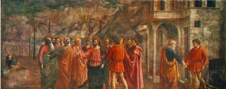 意大利文艺复兴绘画的奠基人:马萨乔