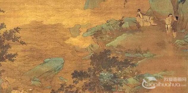 明代画家仇英山水画作品赏析