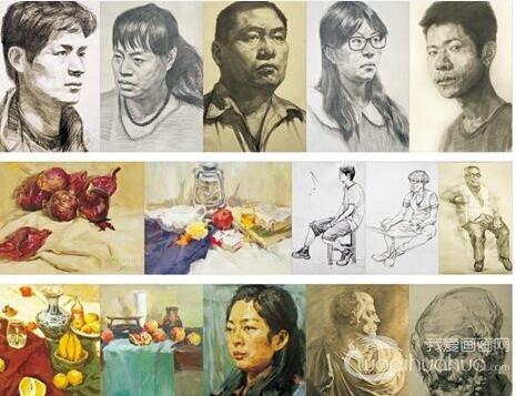 2009-2015全国历年美术类联考考题