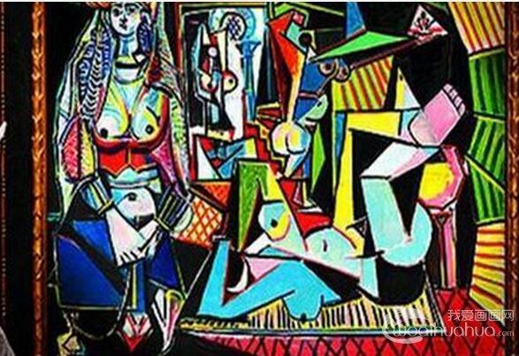 毕加索双面画即将6000万美金拍卖