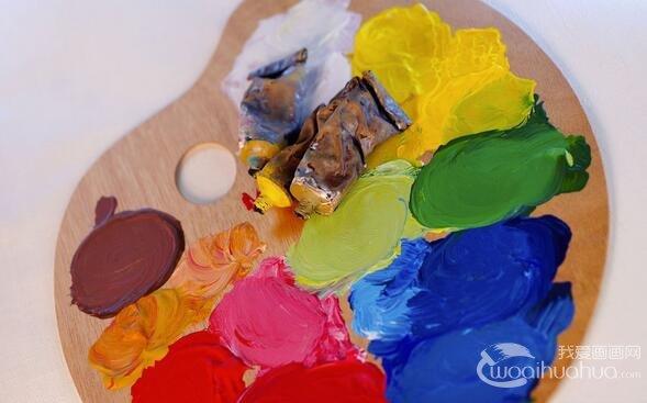 油画教程:自制油画颜料的方法