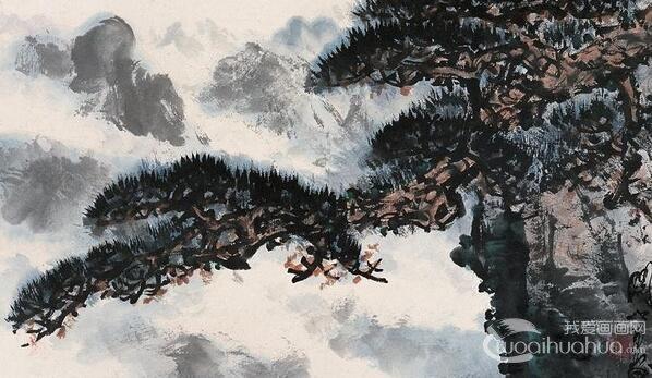 中国画知识:中国画派的分类