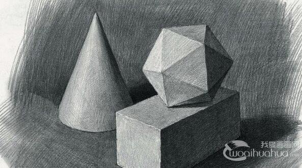 素描入门:如何准确地描绘物体的形体结构