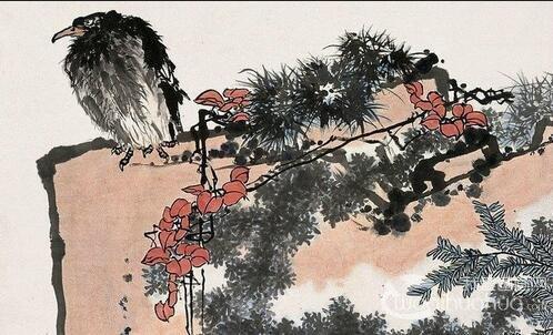 潘天寿作品拍卖得亿元高价