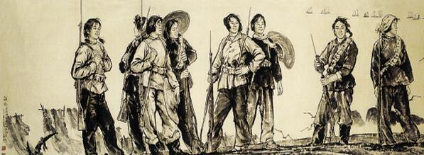 关东画派的创始人――王盛烈