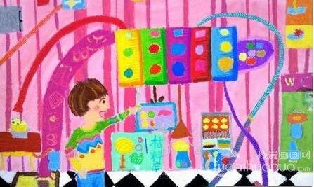 这里的儿童画蜜蜂包括:水彩画蜜蜂图片,油画棒蜜蜂图片,水粉画蜜蜂