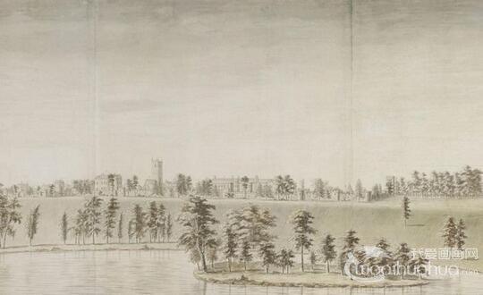 布莱尼姆宫概念图将在伦敦邦瀚斯亮相