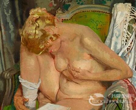 苏富比爱尔兰拍卖会:威廉・奥尔彭裸体画备受瞩目