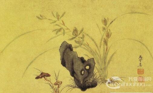 中国明代花卉画赏析