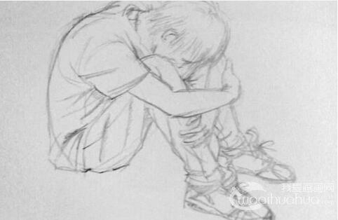 素描教程:初学者如何快速画好人物速写?