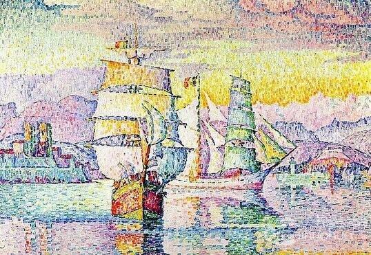 水粉画是介于油画和水彩之间的一种画种,与水彩画一样都使用水溶性