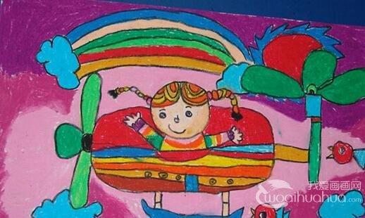 幼儿学画画_幼儿绘画启蒙_幼儿美术教育知识大全_我爱