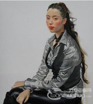 如何画好油画半身像和全身像写生