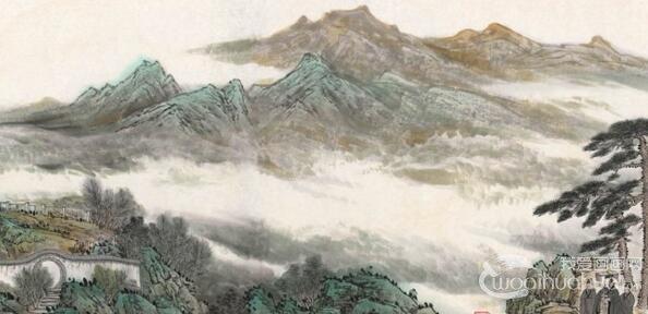 120米泰山胜迹图亮相泰安美术馆