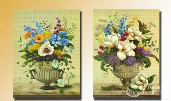 装饰油画的绘画材料与技法
