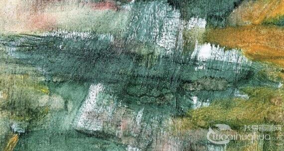 油画肌理是什么?