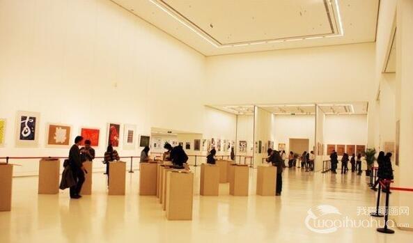 西安美术馆少儿艺术双年展启动 优秀作品可世界巡展
