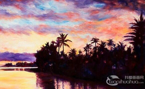 体现油画审美价值的两个方面