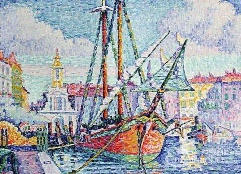 印象派油画:印象主义油画创作特点
