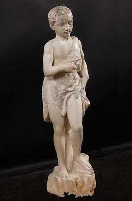 西班牙唯一米开朗基罗雕塑展出