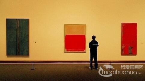马克・罗斯科抽象画或掀竞拍狂潮