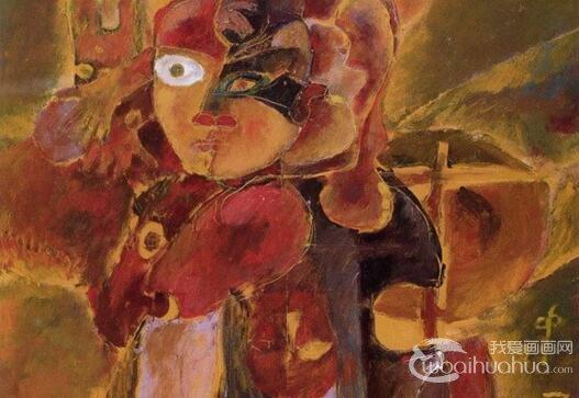 中国的毕加索:国画大师石虎